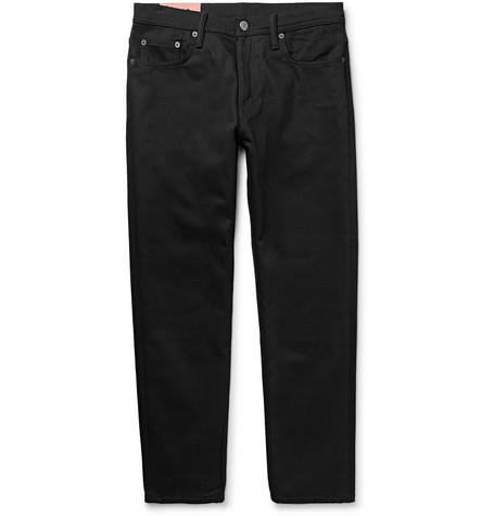 River Stretch-denim Jeans Acne Studios XbeKHI