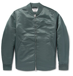Acne Studios - Mylon Shell Bomber Jacket