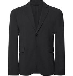 Acne Studios - Dark-Grey Antibes Slim-Fit Unstructured Stretch-Wool Suit Jacket
