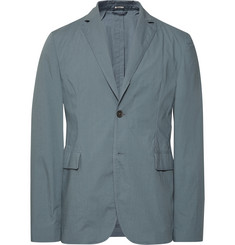 Acne Studios - Grey Antibes Slim-Fit Unstructured Stretch-Cotton Suit Jacket