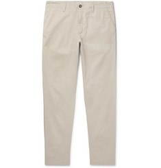 Acne Studios Ayan Stretch-Cotton Twill Trousers