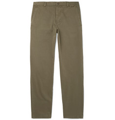Acne Studios - Isher Slim-Fit Cotton-Twill Trousers