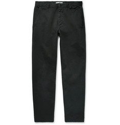 Acne Studios Isher Slim-Fit Cotton-Twill Trousers