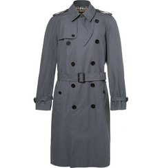 Burberry - Cotton-Gabardine Trench Coat