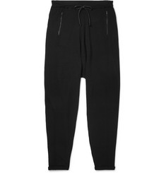 Isabel Benenato Stretch-Knit Sweatpants