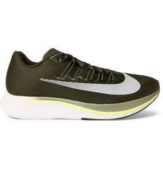 Nike Running Zoom Fly Mesh Running Sneakers