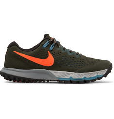 Nike Running - Air Zoom Terra Kiger 4 Flymesh Sneakers