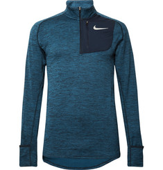 Nike Running - Therma Sphere Element Space-Dyed Dri-FIT Half-Zip Top
