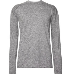 Nike Running Element Mélange Dri-FIT T-Shirt