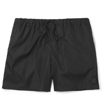 Acne Studios Perry Mid-length Swim Shorts - Merlot Finishline De Footlocker Pas Cher tRlYR