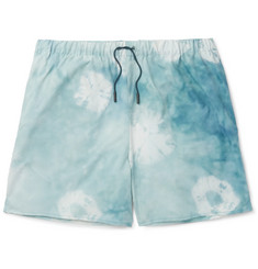 Acne Studios Perry D Mid-Length Printed Swim Shorts
