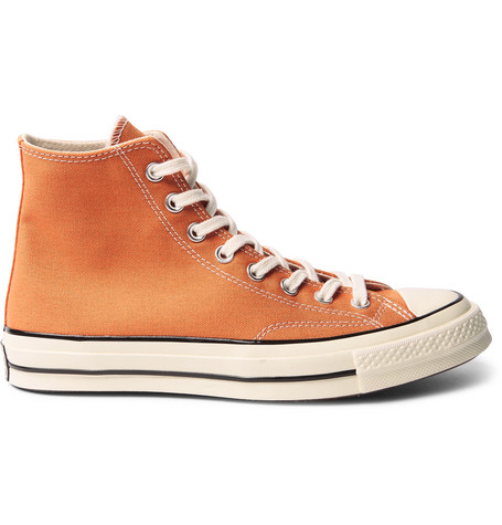 3a4c30a1acfda4 Converse 1970S Chuck Taylor All Stars Canvas High-Top Sneakers In Orange