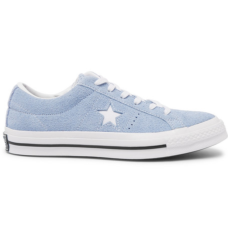 Converse One Star Ox Suede Sneakers In