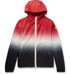 Moncler Maribeu Dégradé Nylon Hooded Jacket
