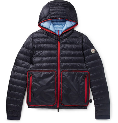 Archedois Packable Quilted Shell Hooded Down Jacket by Moncler