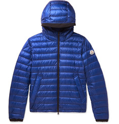 Moncler - Morvan Quilted Shell Hooded Down Jacket