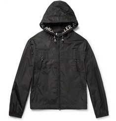 Moncler Massereau Nylon Hooded Jacket