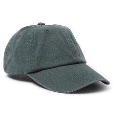 Acne Studios Carliy Embroidered Cotton-Twill Baseball Cap