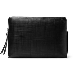 Loewe Cross-Grain Leather Pouch