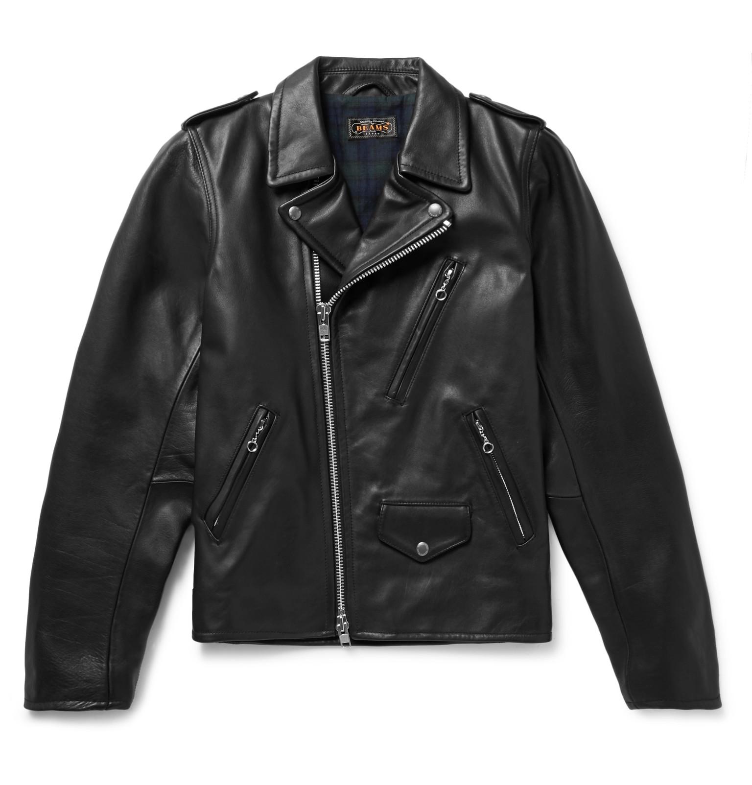 Leather Jackets for Men | Designer Menswear | MR PORTER