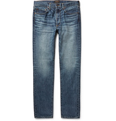 Beams Plus Slim-Fit Denim Jeans