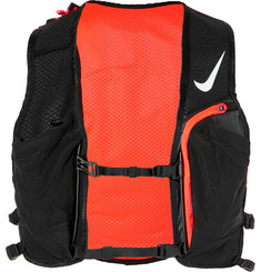 Nike Mesh and Ripstop Hydration Race Vest