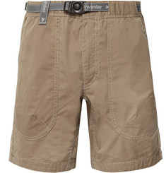 And Wander Coolmax-Ripstop Shorts