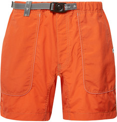 And Wander Slim-Fit Shell Shorts