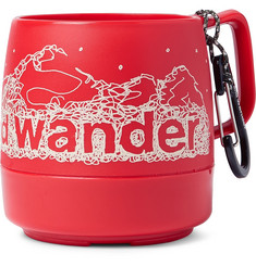 And Wander Printed Plastic Mug