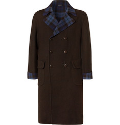 Rubinacci - Double-Breasted Double-Faced Cashmere Overcoat
