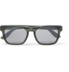 Saint Laurent - Square-Frame Acetate Sunglasses