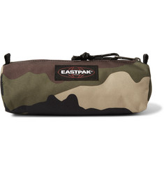 Eastpak Benchmark Camouflage-Print Canvas Case