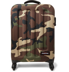 Eastpak Tranzshell Camouflage-Print Multiwheel 39cm Carry-On Suitcase
