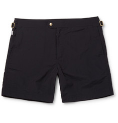 TOM FORD - Slim-Fit Mid-Length Swim Shorts