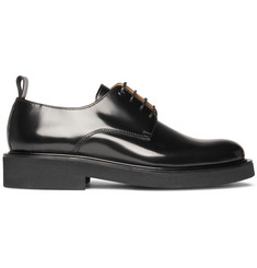 AMI Polished-Leather Derby Shoes