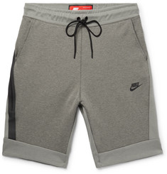 Nike - Cotton-Blend Tech Fleece Shorts