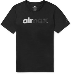 Nike Air Max 95 Printed Cotton-Jersey T-Shirt
