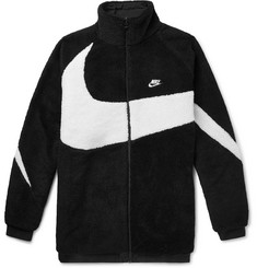 Nike Reversible Fleece and Shell Jacket