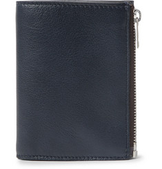 Maison Margiela - Convertible Leather Billfold Wallet