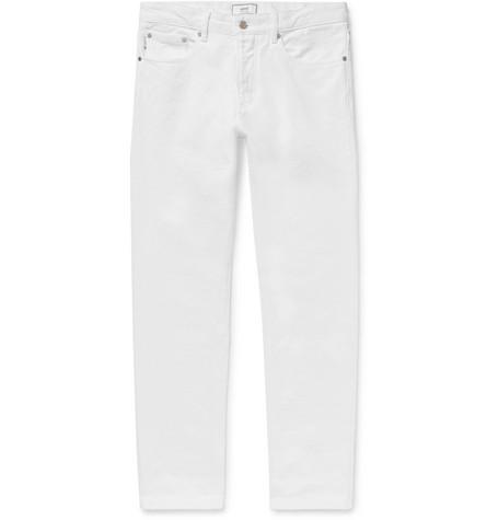 Slim Fit Denim Jeans by Ami