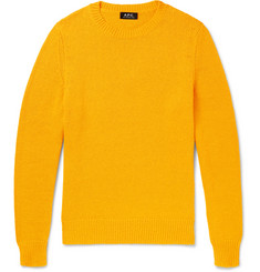 A.P.C. Pull Lagoon Cotton Sweater