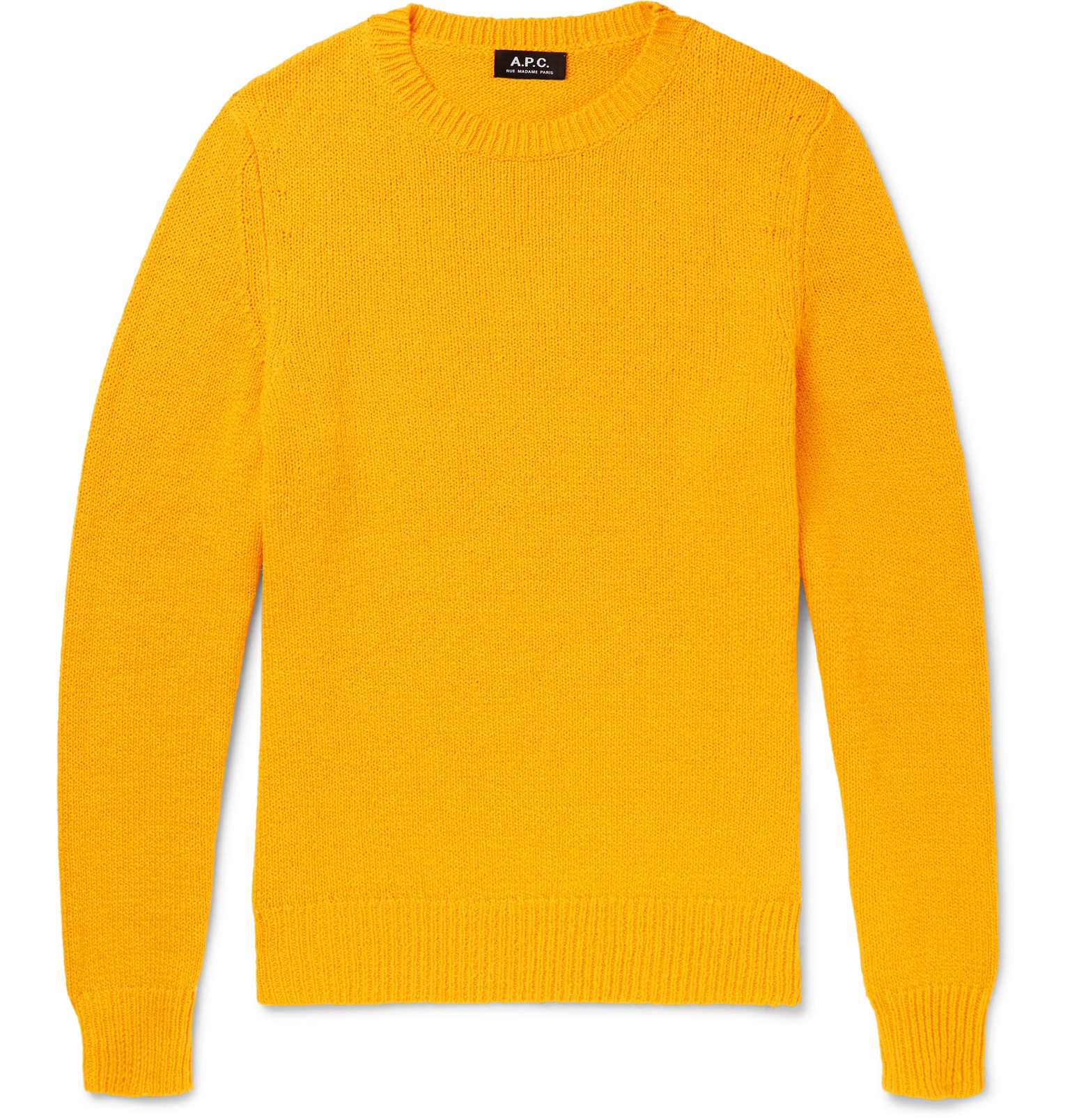 A.P.C. - Pull Lagoon Cotton Sweater