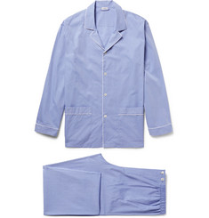 Zimmerli Mercerised Cotton Pyjama Set