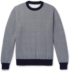 Mr P. Birdseye Cotton Sweater