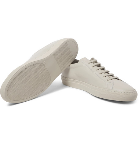 Original Achilles Leather Sneakers - SandCommon Projects FLbdeDhNE2