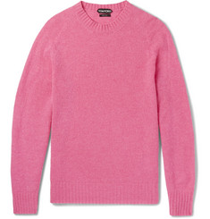 TOM FORD - Slim-Fit Knitted Sweater