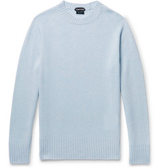TOM FORD Slim-Fit Knitted Sweater
