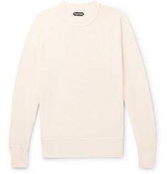 TOM FORD Cotton-Jersey Sweatshirt