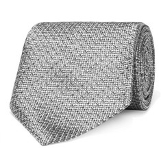 TOM FORD - 8cm Silk-Jacquard Tie
