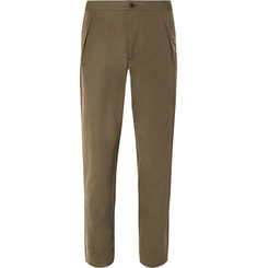 Camoshita Slim-Fit Tech-Twill Trousers